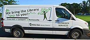 Image of Outreach Vehicle